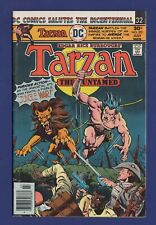 Tarzan The Untamed DC Comics No. 251 1976 Jose Louis Garcia Lopez Art Jungle War