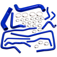 Silicone Radiator + Heater Hose Kit for Subaru Impreza Blob Turbo WRX STI 02-07