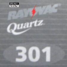 Genuine Rayovac 301 SR43SW Watch Battery [1-Pack]