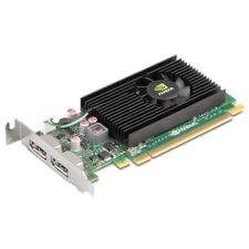 NVIDIA NVS 310 PCI-e16 Low profile CAD PC Grafikkarte 512MB Ram 2x Display Port