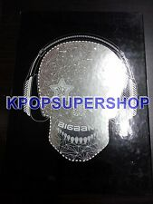 BIGBANG BIG BANG 4TH MINI ALBUM Tonight CD Great Daesung Card G-Dragon GD TOP