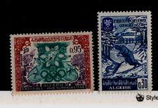 Algeria Sc 380-1 NH issue of 1967 - Olympics