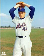 8 x 10 Color Glossy Photo: Tom Seaver - New York Mets #1