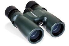 Praktica 8x42 Waterproof Binoculars Green CDER842G, (UK)