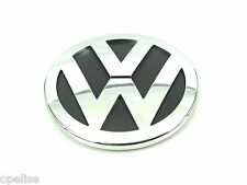Genuine New VOLKSWAGEN VW REAR BADGE Boot Emblem For Jetta 2005-2010 Saloon