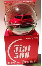 1:43*BRUMM*BR001*FIAT 500*Weihnachtsbaumschmuck Chritmas Natale 2004*NEU*OVP