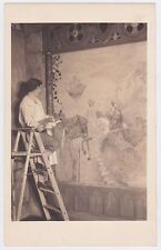 VERA LEEPER Painter Artist by D. Jay Culver * ICONIC VINTAGE *1920s press photo