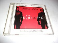 The Negotiator-1998-Original Movie Soundtrack CD--Graeme Revell--Very Good