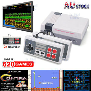 620 in 1 game Classic Mini Console for NES Retro with Gamepads For Nintendo NES