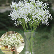 US HOT Romantic Baby's Breath Gypsophila Silk Flower Party Wedding Home Decor DS