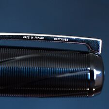 ST Dupont Line D James Bond PVD Noir Finish Ballpoint Pen ST145034 RARE #007!