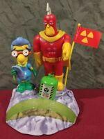 Playmates Simpsons 2001 Radioactive Man / Fallout Boy