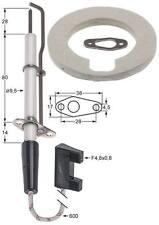 Rational Zündelektrode für Kombidämpfer CM61, CM62, SCC61, SCC62 ø 9,5mm