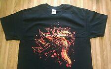 Godzilla T-shirt size Mens M