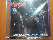 Markhezan -  Metal Power Trio Cult Braz 80's Power Metal Demo on CDR Pro