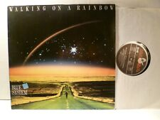 LP,  Blue System, Walking On A Rainbow, Modern Talking, Hansa Germany 1987, EX