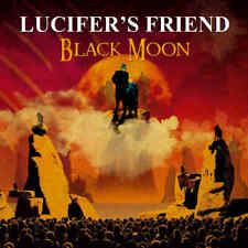 LUCIFER'S FRIEND - BLACK MOON - CD SIGILLATO 2019