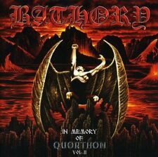 Bathory - In Memory of Quorthon Vol2 [CD]