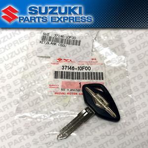 NEW SUZUKI BOULEVARD C90 C109R C 90 T 109 R T OEM IGNITION KEY BLANK 37146-10F00