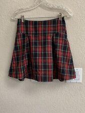 Dennis Uniform Macbeth Drop Yoke Skort 3517 Size G10 (List $48)