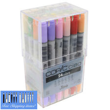 NEW Copic Ciao Artist Markers 24 colors set from Japan Manga Anime Comic