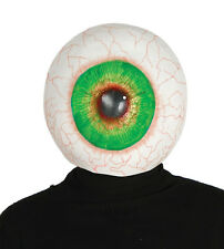 Tête Complète Latex Géants Globe Oculaire Yeux Masque Horreur Halloween bizarre Cosplay Thundercats