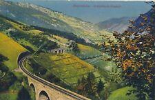 NR 21372 PK Tauernbahn Schloßbach Viadukt Badgastein Salzburg
