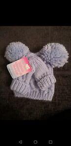0-12 Month Old Hat & Mitten Set