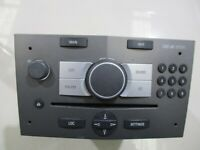 Genuine 2006 Holden Astra CDX Z18XE Coupe 3D RADIO CD PLAYER