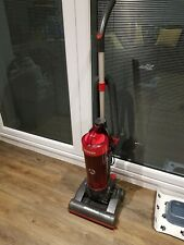 Hoover Whirlwind Bagless Upright Vacuum Cleaner WR71WR01- Grey/Red