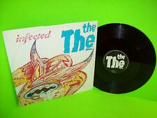"The The - Infected 1986 Vintage Vinyl 12"" EP MATT JOHNSON SynthPop Darkwave UK"