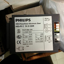 Philips HID-PV C 70W IS CDM 220-240V electronic ballast Metal Halide lamp