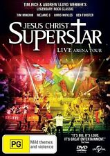 Jesus Christ Superstar (DVD, 2013)