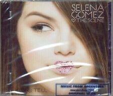 SELENA GOMEZ & THE SCENE KISS & TELL SEALED CD NEW