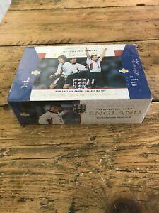 England Upper Deck Box 1997 - Sealed - David Beckham #18 Rookie Card Mint - RC