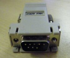 Adapter Sub D - 9 pol - Stecker auf  RJ45