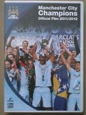 Manchester City: Champions - Official Film 2011/2012 DVD (2012) Manchester City