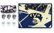 MXR EVH 5150 Chorus Pedal EVH30 Eddie Van Halen (BLACK & WHITE STRIPES PICK TIN)