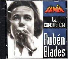 """RUBEN BLADES - """" LA EXPERIENCIA""""- CD (EXITOS)"""