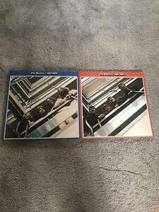 The Beatles Vinyl Record Double Albums 1962-1966 & 1967-1970
