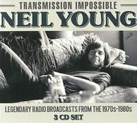 Neil Young - Transmission Impossible (3cd Box)