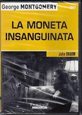 Dvd **LA MONETA INSANGUINATA** nuovo 1947
