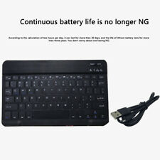 Portable Wireless Bluetooth Mini Keyboard Remote Control for All IOS Android