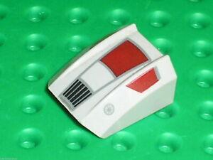 Lego Star Wars MdStone Slope Brick ref 30602pb030  Set 7261 Clone Turbo Tank