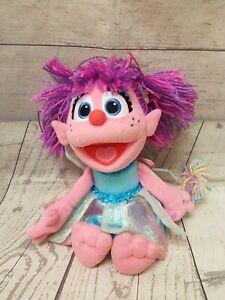 Sesame Street Show Fairy Abby Cadabby Doll Stuffed Soft Toy Doll 2012