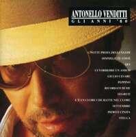 Gli Anni 80 - Antonello Venditti CD Heinz Music