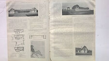 1905 Sdt. Bauzeitung 31 Fürth / Erhaltung von Alt Frankfurt