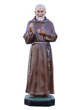 Padre Pio fiberglass statue cm. 130