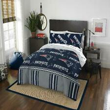 Nfl New England Patriots Bed In Bag Set