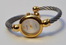 Unique Futura Women Quartz watch spring bracelet new battery